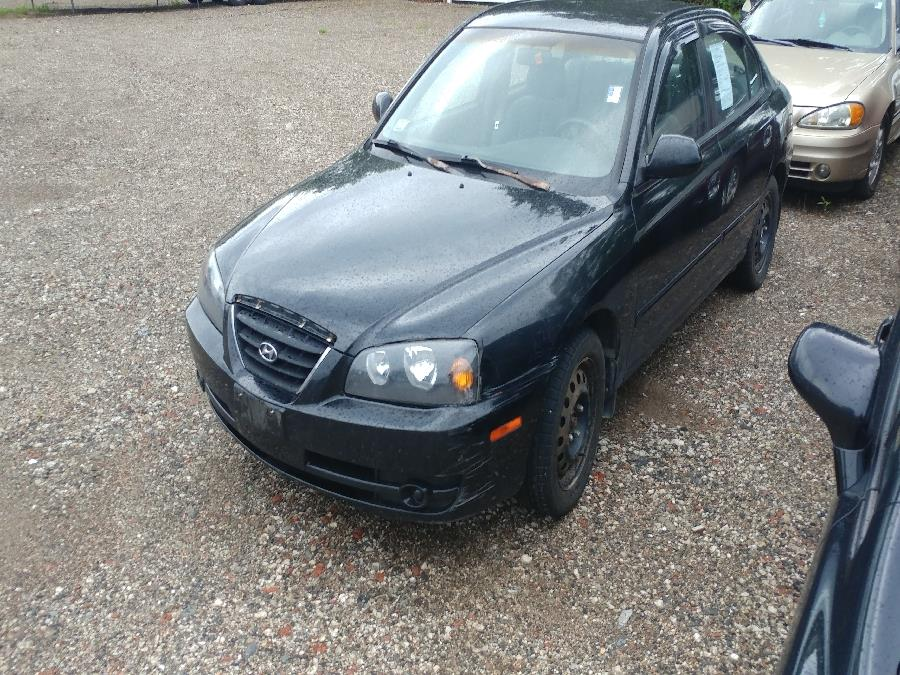 Used Hyundai Elantra 4dr Sdn GLS Auto 2004 | Matts Auto Mall LLC. Chicopee, Massachusetts