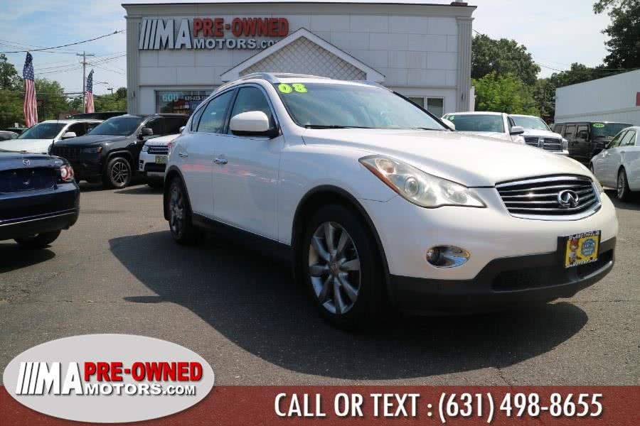 Used 2008 Infiniti EX35 in Huntington, New York | M & A Motors. Huntington, New York