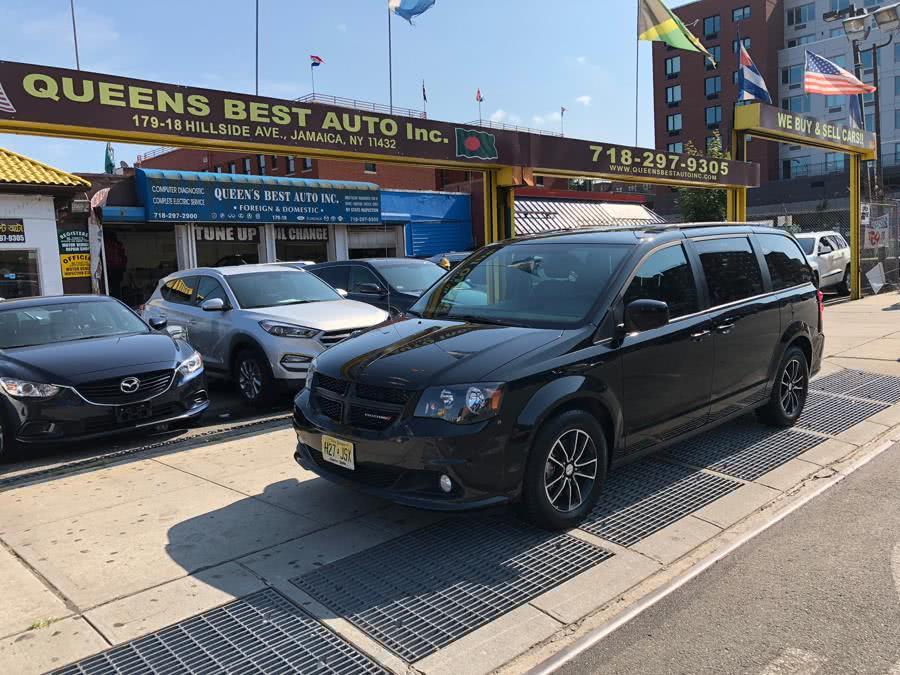 Used 2018 Dodge Grand Caravan in Jamaica, New York | Queens Best Auto, Inc.. Jamaica, New York