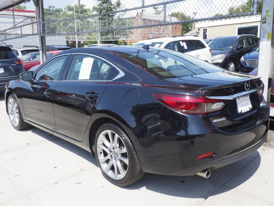 2016 Mazda Mazda6 4dr Sdn Auto i Grand Touring, available for sale in Jamaica, New York | Hillside Auto Mall Inc.. Jamaica, New York