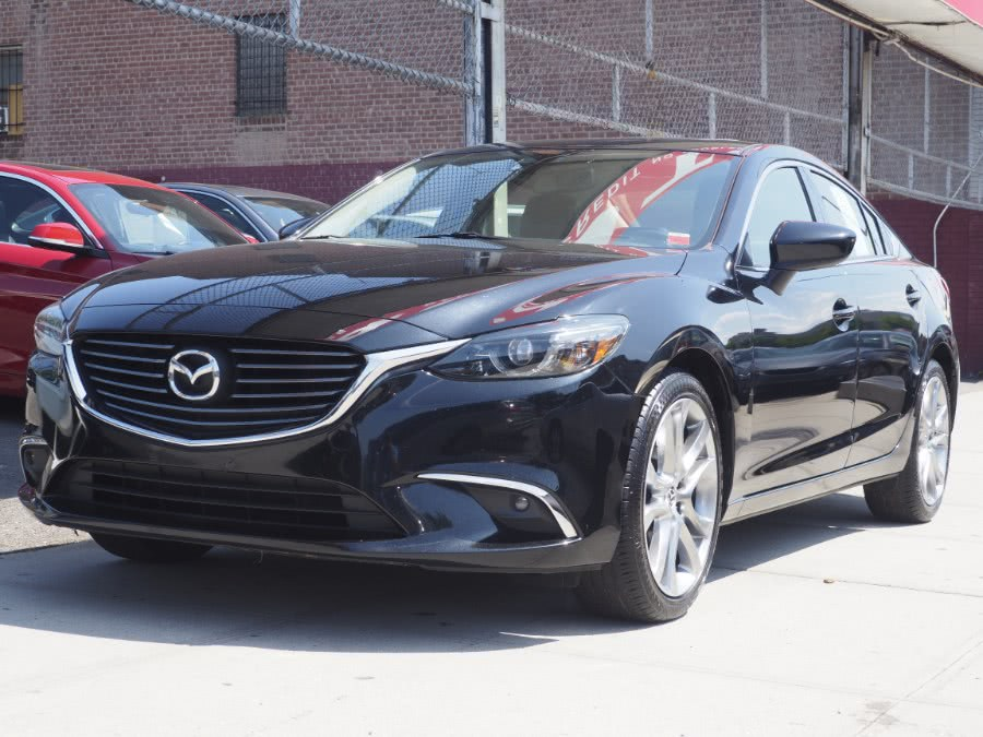 2016 Mazda Mazda6 4dr Sdn Auto i Grand Touring, available for sale in Jamaica, NY
