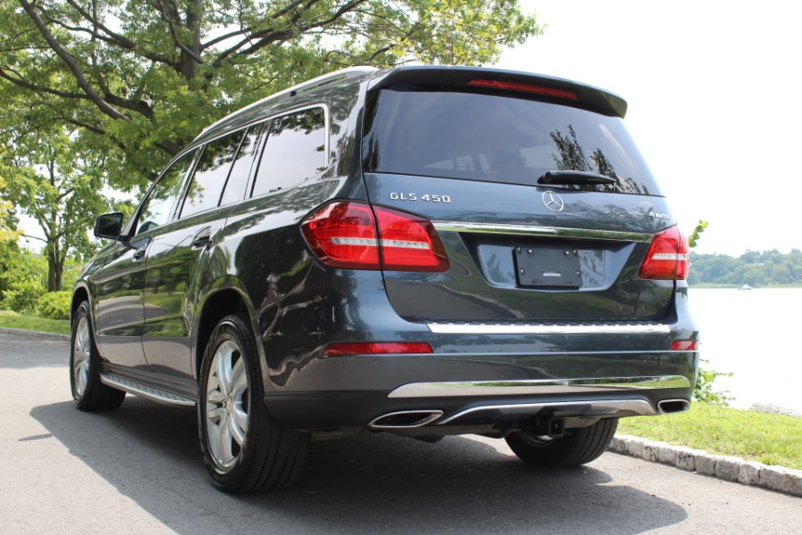 2017 Mercedes-Benz GLS GLS 450 4MATIC SUV, available for sale in Great Neck, NY