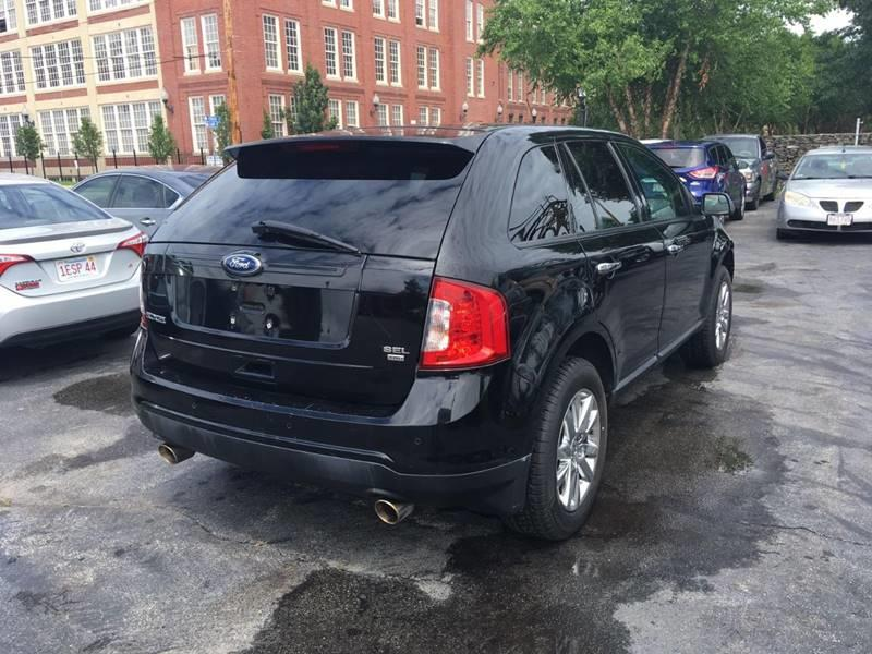 2011 Ford Edge SEL AWD 4dr Crossover, available for sale in Framingham, Massachusetts | Mass Auto Exchange. Framingham, Massachusetts