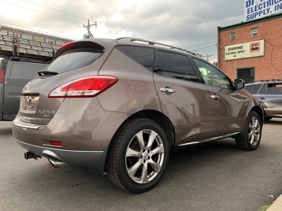 2014 Nissan Murano AWD PLATINUM, available for sale in Danbury, Connecticut | Car City of Danbury, LLC. Danbury, Connecticut