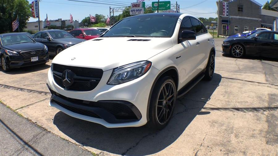 Used Mercedes-Benz GLE 4MATIC 4dr AMG GLE 63 S Cpe 2016 | Sunrise Auto Outlet. Amityville, New York