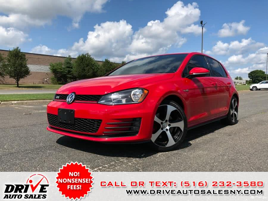 Used Volkswagen Golf GTI 4dr HB DSG S 2015 | Drive Auto Sales. Bayshore, New York