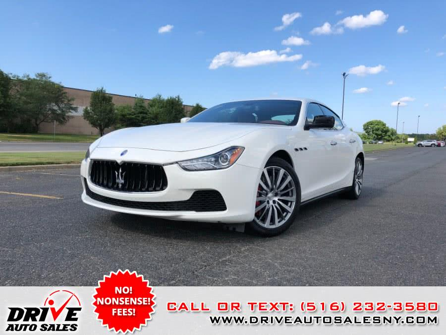 Used 2016 Maserati Ghibli in Bayshore, New York | Drive Auto Sales. Bayshore, New York