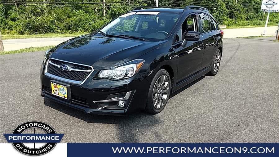 Used 2016 Subaru Impreza Wagon in Wappingers Falls, New York | Performance Motorcars Inc. Wappingers Falls, New York