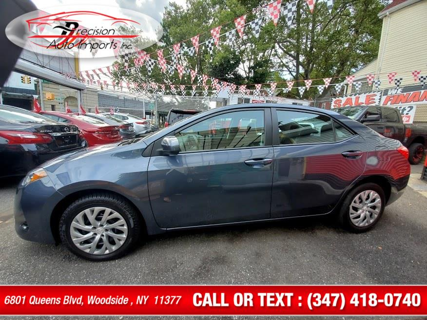 2017 Toyota Corolla LE CVT (Natl), available for sale in Woodside , New York | Precision Auto Imports Inc. Woodside , New York