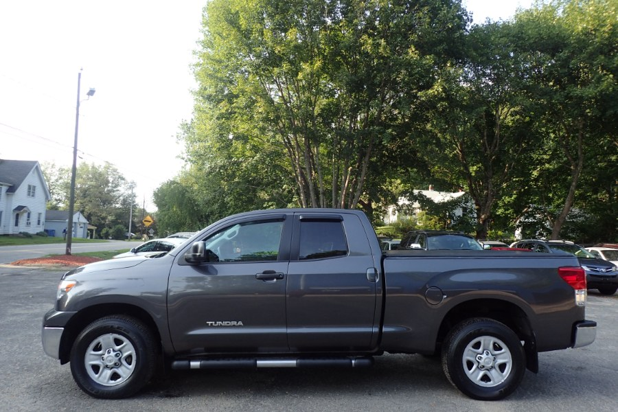2012 Toyota Tundra 4WD Truck Double Cab 4.6L V8 6-Spd AT, available for sale in Storrs, Connecticut | Eagleville Motors. Storrs, Connecticut