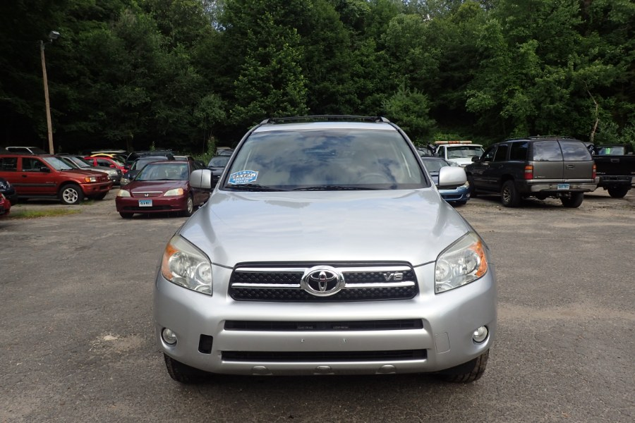 2007 Toyota RAV4 AWD  Limited, available for sale in Storrs, Connecticut | Eagleville Motors. Storrs, Connecticut