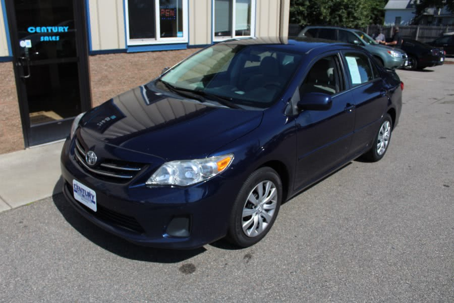 Used 2013 Toyota Corolla in East Windsor, Connecticut | Century Auto And Truck. East Windsor, Connecticut