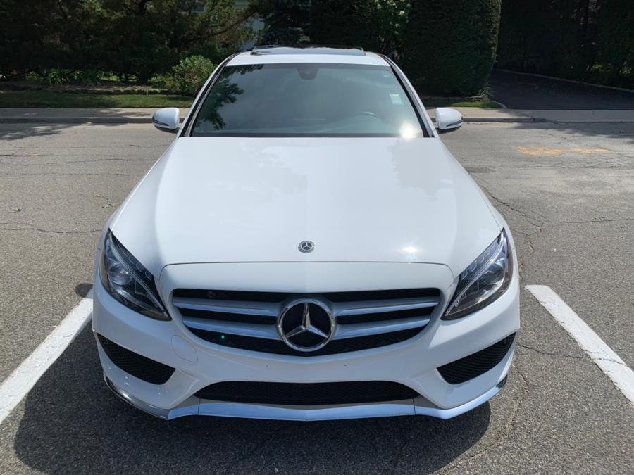 2018 Mercedes-Benz C-Class C 300 Sedan, available for sale in Franklin Square, New York | Luxury Motor Club. Franklin Square, New York