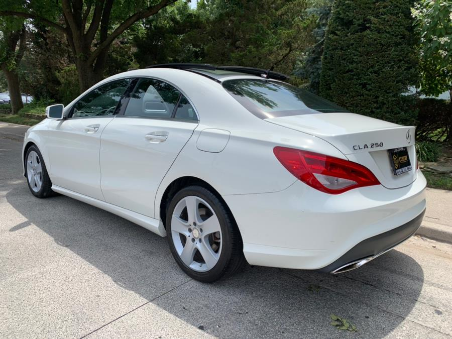 2018 Mercedes-Benz CLA-Class CLA 250 4MATIC Coupe, available for sale in Franklin Square, New York | Luxury Motor Club. Franklin Square, New York
