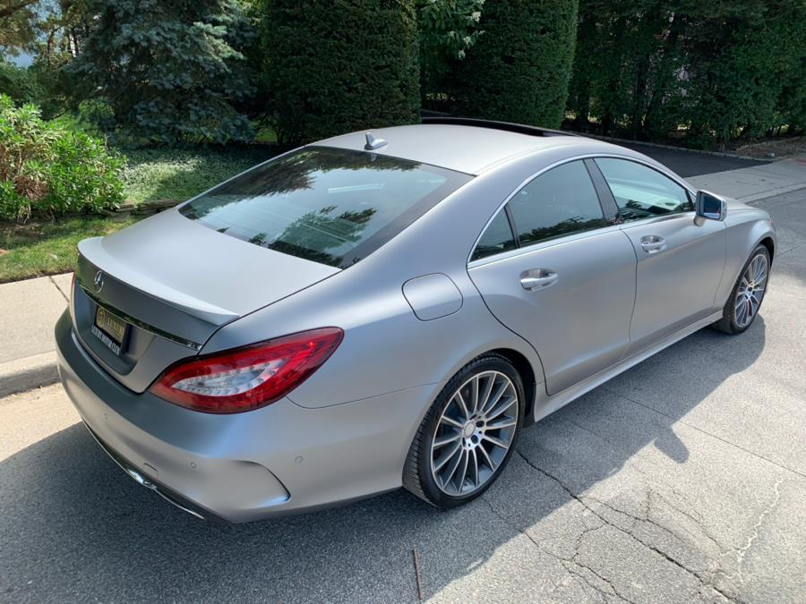 2016 Mercedes-Benz CLS-Class 4dr Sdn CLS 550, available for sale in Franklin Square, New York | Luxury Motor Club. Franklin Square, New York
