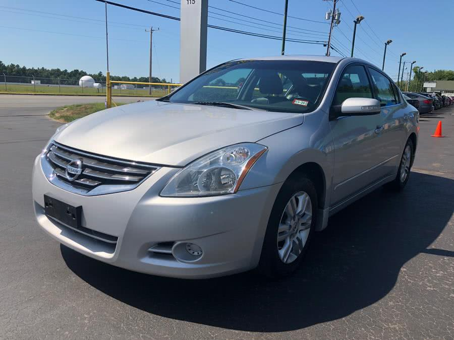 Used Nissan Altima 2.5 SL 2012 | RH Cars LLC. Merrimack, New Hampshire