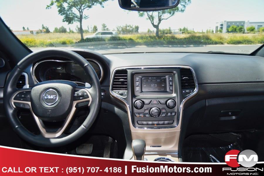 Used Jeep Grand Cherokee Laredo 4x4 2017 | Fusion Motors Inc. Moreno Valley, California