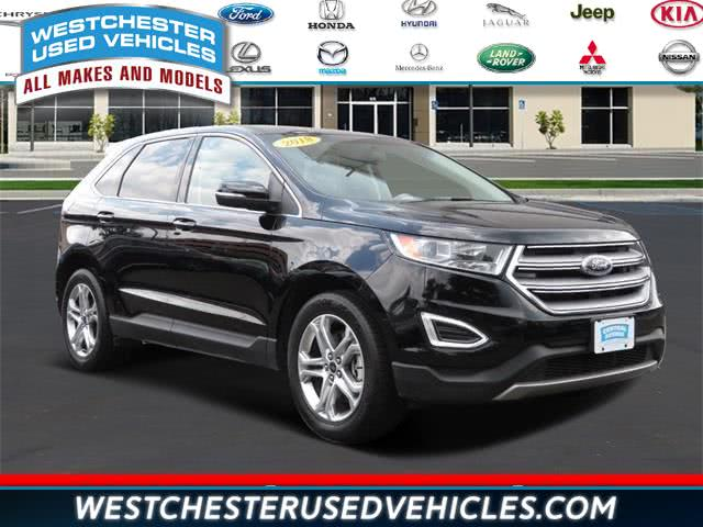 Used 2018 Ford Edge in White Plains, New York | Westchester Used Vehicles . White Plains, New York