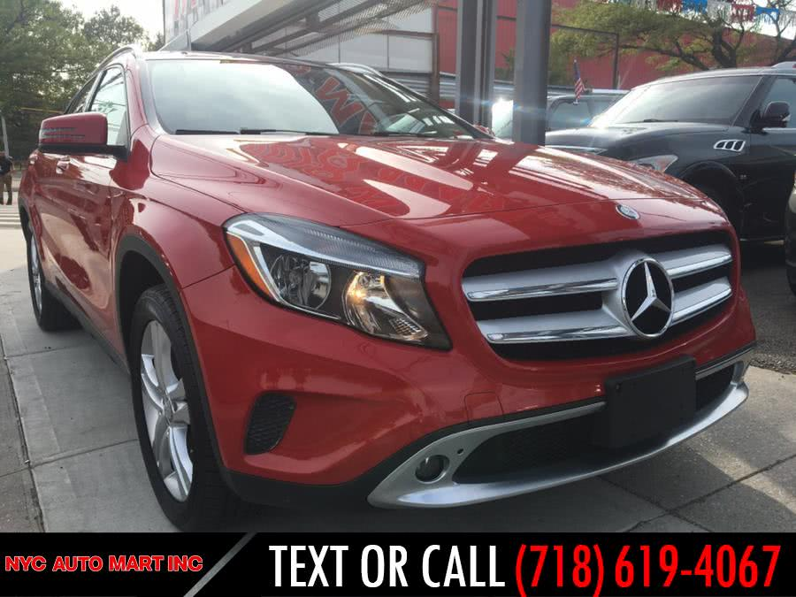 Used 2015 Mercedes-Benz GLA-Class in Brooklyn, New York | NYC Automart Inc. Brooklyn, New York