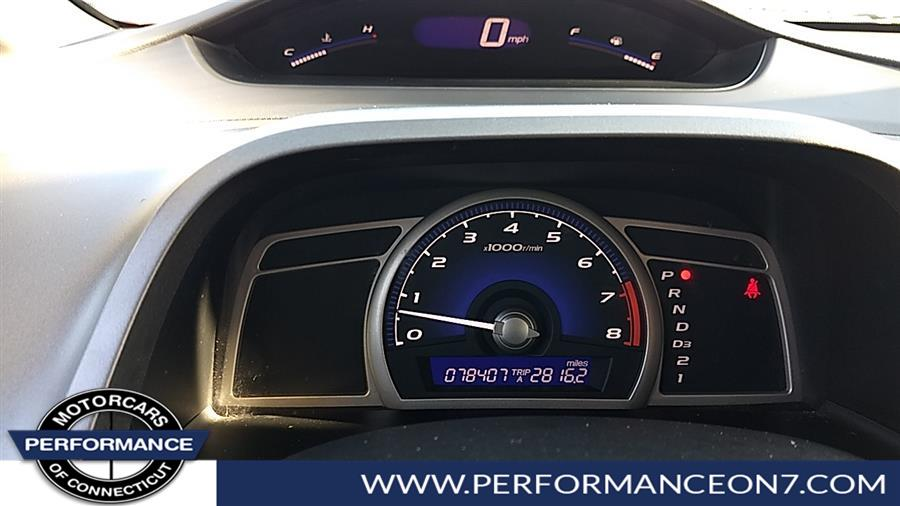 2010 Honda Civic Sdn 4dr Auto LX, available for sale in Wilton, Connecticut | Performance Motor Cars. Wilton, Connecticut