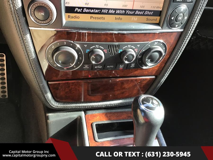 2011 Mercedes-Benz G-Class 4MATIC 4dr G550, available for sale in Medford, New York | Capital Motor Group Inc. Medford, New York