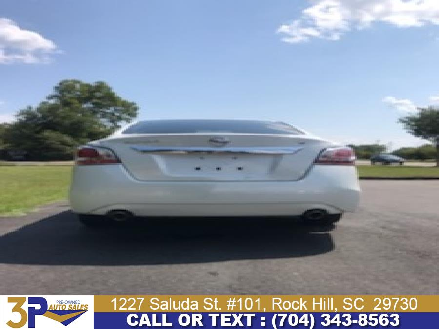 2015 Nissan Altima 4dr Sdn I4 2.5 S, available for sale in Rock Hill, South Carolina | 3 Points Auto Sales. Rock Hill, South Carolina