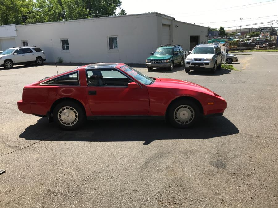 Used Nissan 300ZX 2dr Coupe Auto w/T-Bar 1987 | The Car Company. Springfield, Massachusetts