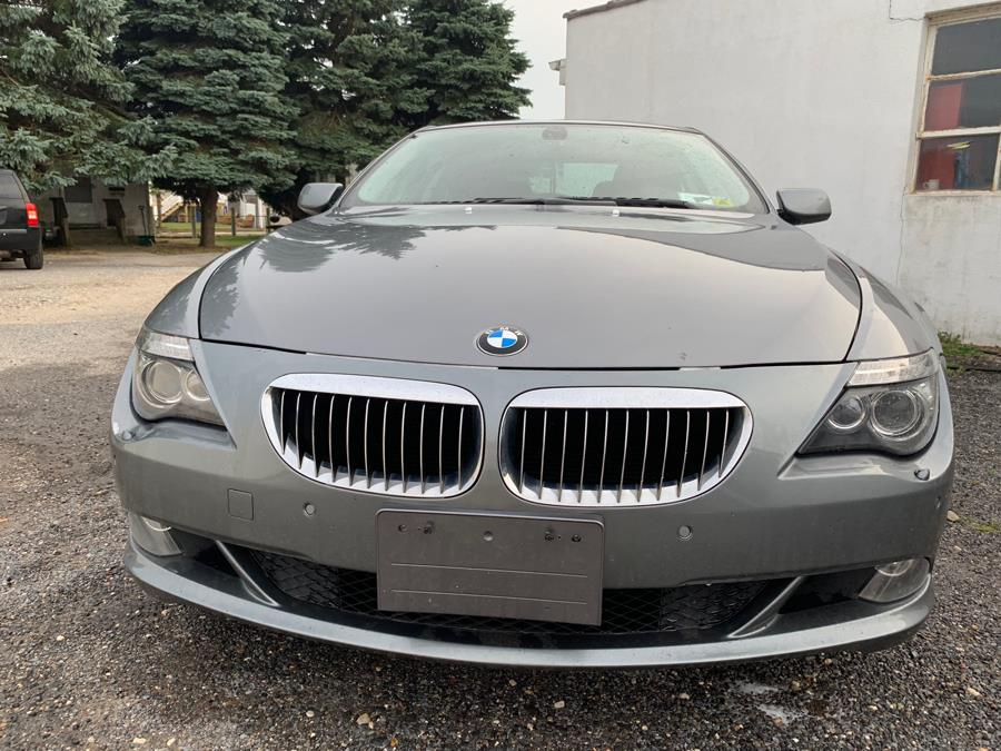 2008 BMW 6 Series 2dr Cpe 650i, available for sale in Copiague, New York | Great Buy Auto Sales. Copiague, New York