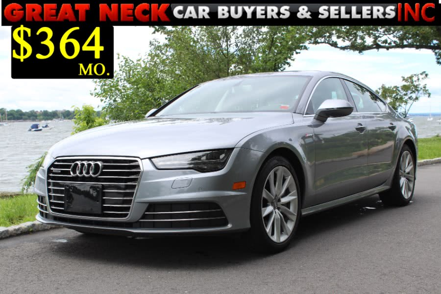 2016 Audi A7 4dr HB quattro 3.0 Premium Plus, available for sale in Great Neck, NY