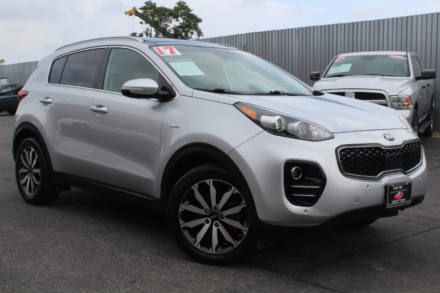 Used 2017 Kia Sportage in Deer Park, New York | Car Tec Enterprise Leasing & Sales LLC. Deer Park, New York