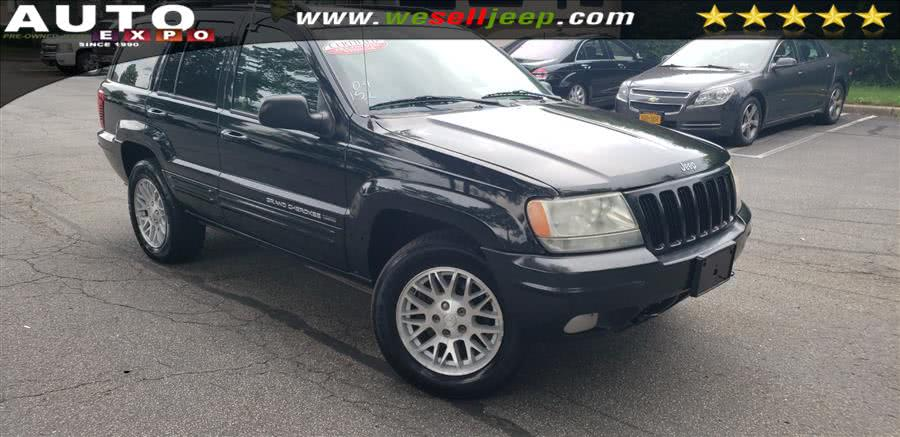 2004 Jeep Grand Cherokee 4dr Limited 4WD, available for sale in Huntington, New York | Auto Expo. Huntington, New York