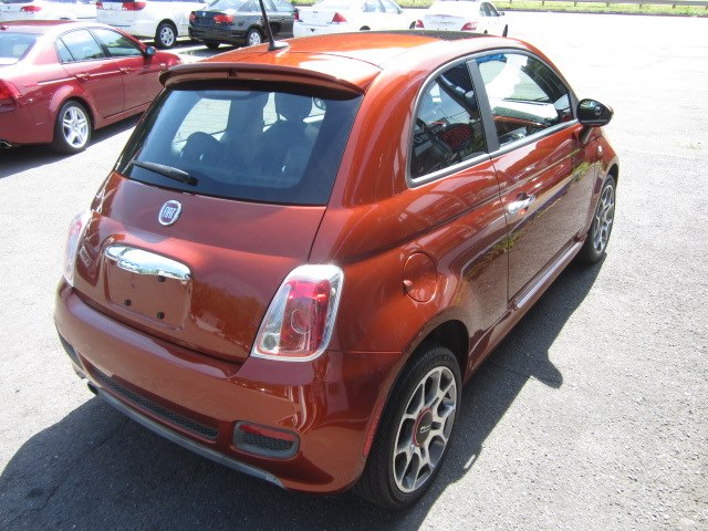Used FIAT 500 2dr HB Sport 2013 | Cos Central Auto. Meriden, Connecticut