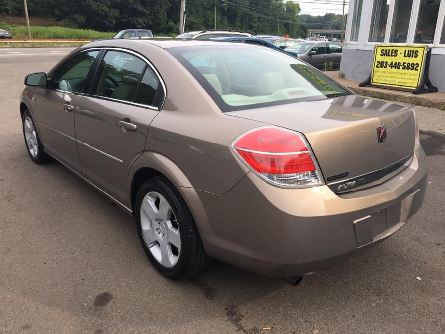 2008 Saturn Aura 4dr Sdn XE, available for sale in Meriden, Connecticut | Cos Central Auto. Meriden, Connecticut