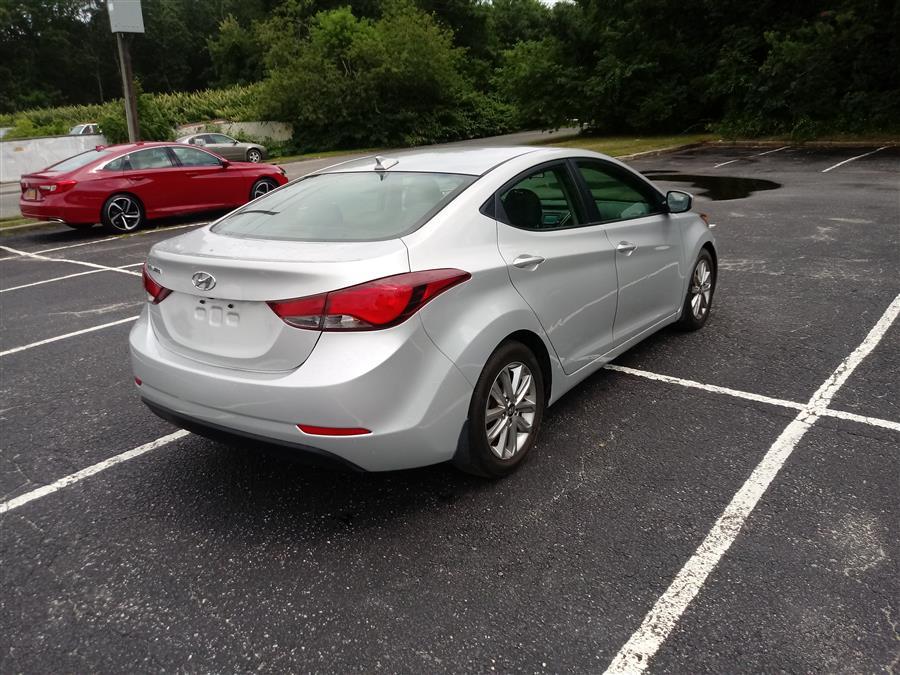 Used Hyundai Elantra 4dr Sdn Auto Limited (Alabama Plant) 2016 | Roe Motors Ltd. Shirley, New York