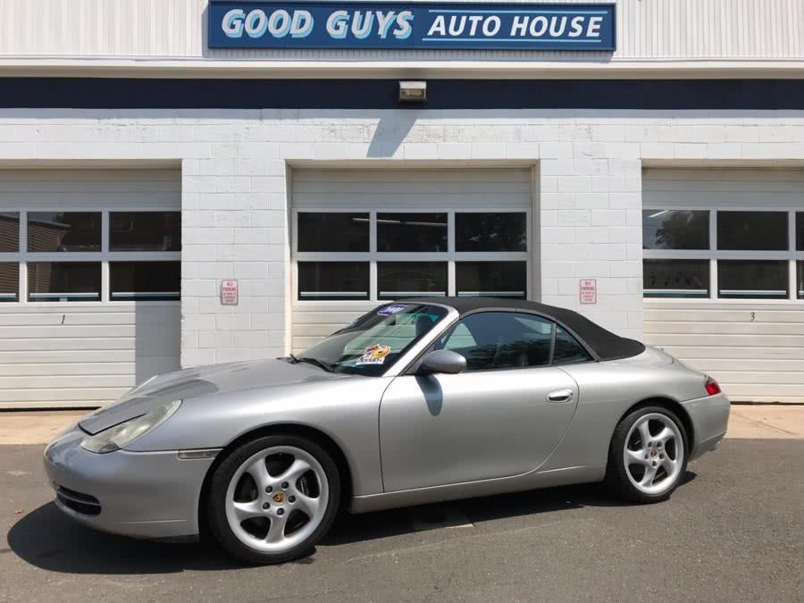 Used 2000 Porsche 911 Carrera in Southington, Connecticut | Good Guys Auto House. Southington, Connecticut
