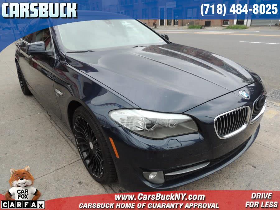 Used 2011 BMW 5 Series in Brooklyn, New York | Carsbuck Inc.. Brooklyn, New York