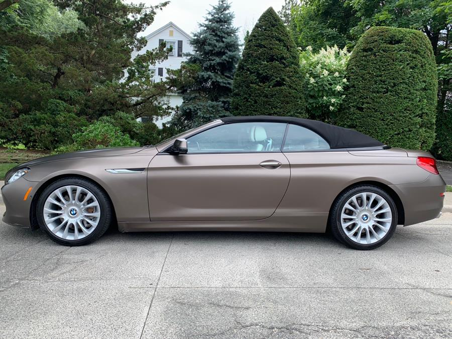 2015 BMW 6 Series 2dr Conv 650i, available for sale in Franklin Square, New York | Luxury Motor Club. Franklin Square, New York