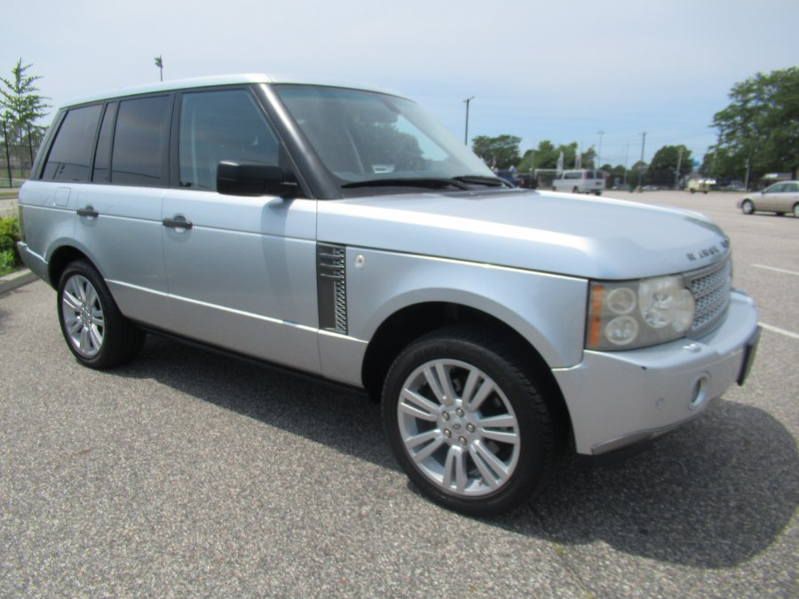2007 Land Rover Range Rover 4WD 4dr HSE, available for sale in Massapequa, New York | South Shore Auto Brokers & Sales. Massapequa, New York