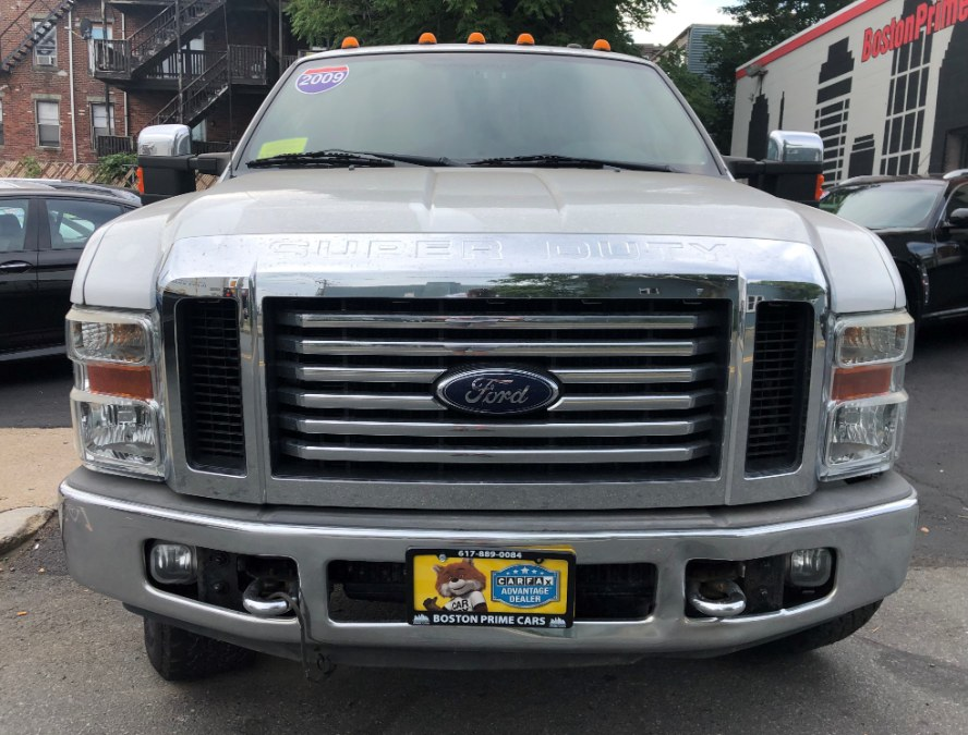 Used Ford Super Duty F-350 SRW Lariat 2009 | Boston Prime Cars Inc. Chelsea, Massachusetts