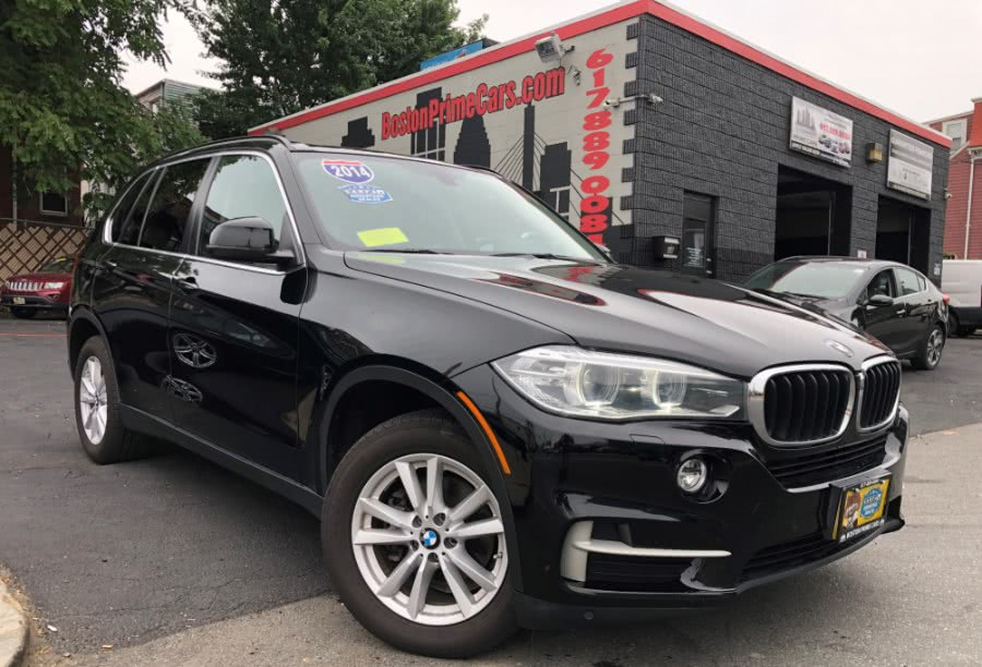 Used 2014 BMW X5 in Chelsea, Massachusetts | Boston Prime Cars Inc. Chelsea, Massachusetts
