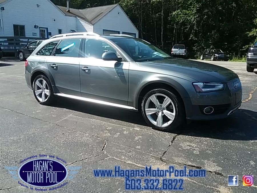 2013 Audi allroad 4dr Wgn Premium  Plus, available for sale in Rochester, New Hampshire | Hagan's Motor Pool. Rochester, New Hampshire