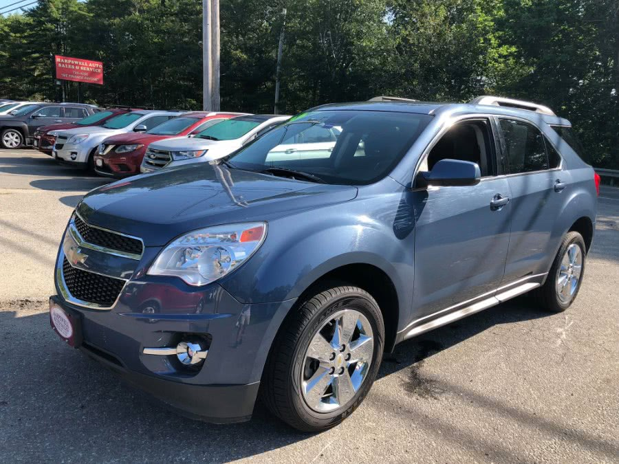 Used 2012 Chevrolet Equinox in Harpswell, Maine | Harpswell Auto Sales Inc. Harpswell, Maine