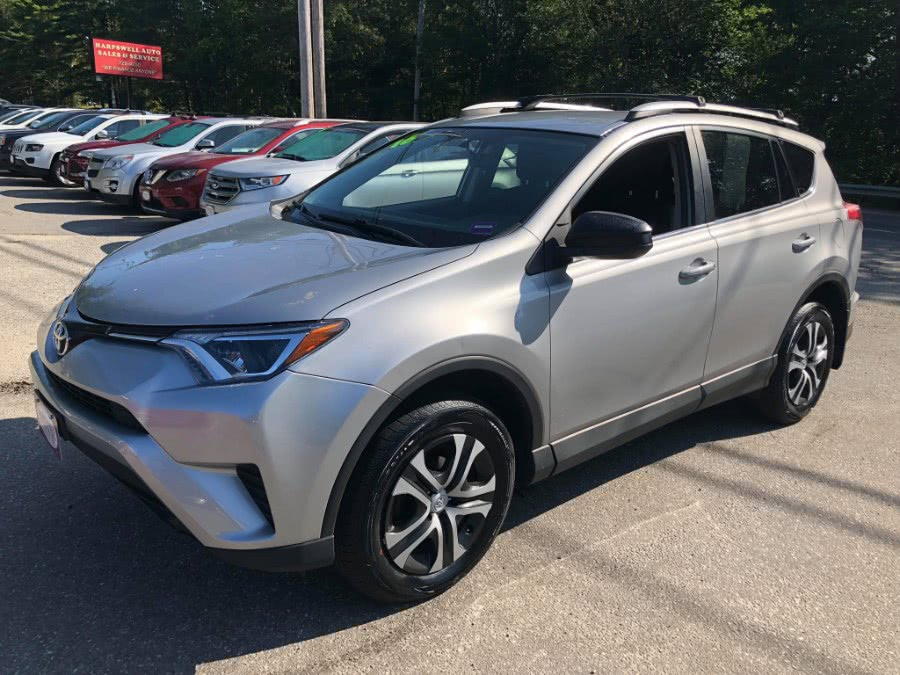 Used 2016 Toyota RAV4 in Harpswell, Maine | Harpswell Auto Sales Inc. Harpswell, Maine