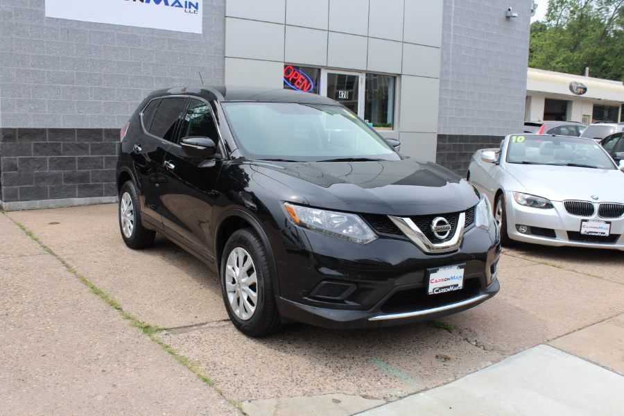 Used Nissan Rogue AWD 4dr SV 2015 | Carsonmain LLC. Manchester, Connecticut