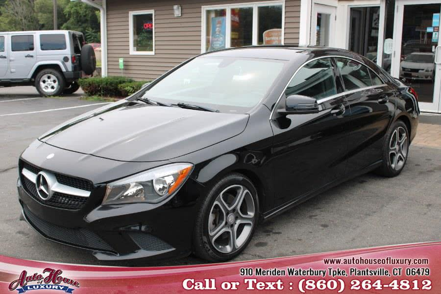 Used 2014 Mercedes-Benz CLA-Class in Plantsville, Connecticut | Auto House of Luxury. Plantsville, Connecticut