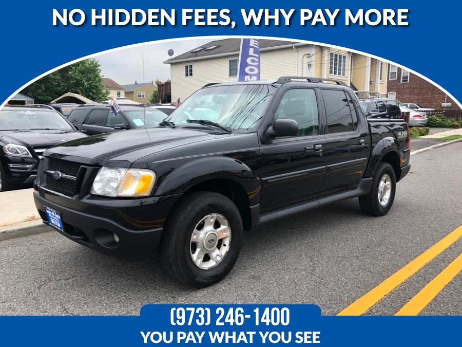 Used 2003 Ford Explorer Sport Trac in Lodi, New Jersey | Route 46 Auto Sales Inc. Lodi, New Jersey