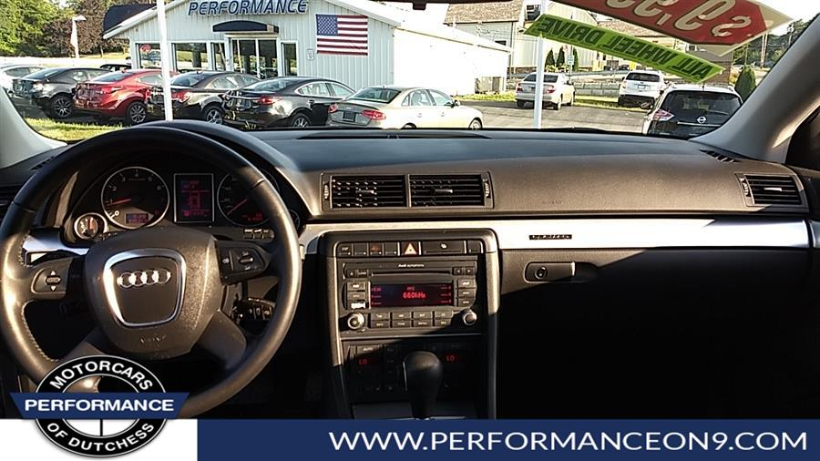 2007 Audi A4 2007 4dr Sdn Auto 2.0T quattro, available for sale in Wappingers Falls, New York | Performance Motorcars Inc. Wappingers Falls, New York
