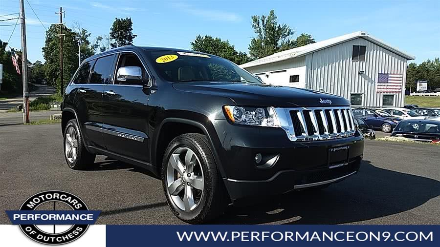 Used 2013 Jeep Grand Cherokee in Wappingers Falls, New York | Performance Motorcars Inc. Wappingers Falls, New York