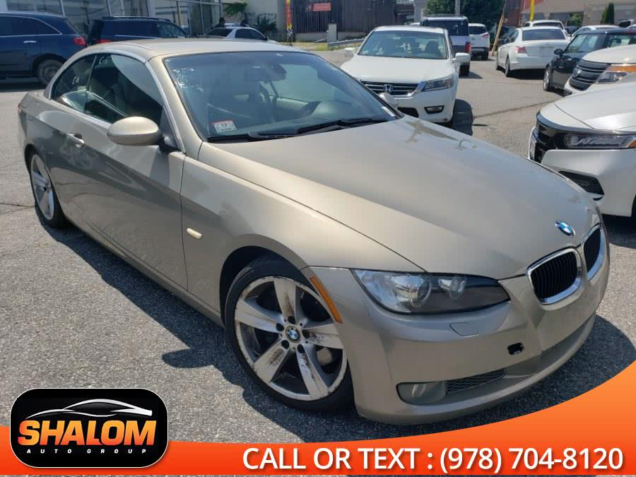 Used BMW 335i 2-Door Sport Convertible. 2007 | Shalom Auto Group LLC. South Lawrence, Massachusetts