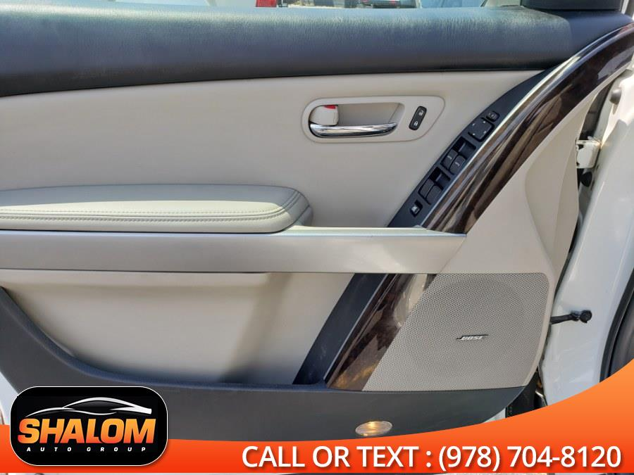 2012 Mazda CX-9 AWD 4dr Grand Touring, available for sale in South Lawrence, Massachusetts   Shalom Auto Group LLC. South Lawrence, Massachusetts